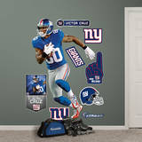 NFL New York Giants Victor Cruz Wall Decal Wall Decal