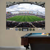 MLS Philadelphia Union PPL Park Mural Wall Decal Wall Decal