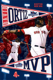 David Ortiz Boston Red Sox 2013 World Series MVP Print