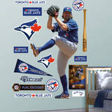 MLB Toronto Blue Jays R.A. Dickey Wall Decal Wall Decal