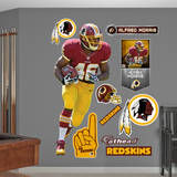 NFL Washington Redskins Alfred Morris Wall Decal Wall Decal