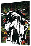 Bob Marley - Paint Splash Stretched Canvas Print