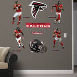 NFL Atlanta Falcons Atlanta Falcons 2013 Power Pack Wall Decal Wall Decal