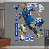 MLS Impact Montreal Marco Di Vaio Wall Decal Wall Decal