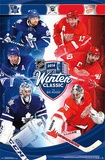2014 NHL Winter Classic Posters