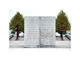 FDR Four Freedoms Park, Memorial to the President, Roosevelt Island, Manhattan, New York Photographic Print by Philippe Hugonnard