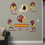 NFL Washington Redskins Washington Redskins 2013 Power Pack Wall Decal Wall Decal