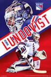 Henrik Lundqvist New York Rangers NHL Print
