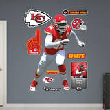 NFL Kansas City Chiefs Tamba Hali Wall Decal Wall Decal