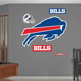 NFL Buffalo Bills Buffalo Bills Logo Wall Decal Wall Decal