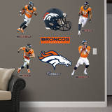 NFL Denver Broncos Denver Broncos 2013 Power Pack Wall Decal Wall Decal