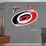 Carolina Hurricanes Logo Wall Decal Wall Decal