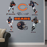 NFL Chicago Bears Chicago Bears 2013 Power Pack Wall Decal Wall Decal