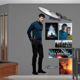 Spock: Star Trek - Into Darkness Wall Decal Autocollant mural