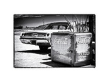 Photography Style, Route 66, Gas Station, Arizona, United States, USA Photographic Print by Philippe Hugonnard