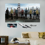 Star Trek - Into Darkness Mural Wall Decal Wall Decal