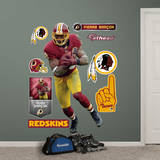 NFL Washington Redskins Pierre Garcon Wall Decal Wall Decal