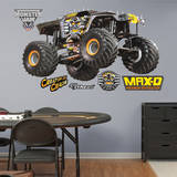 Monster Jam: Max - D Wall Decal Wall Decal