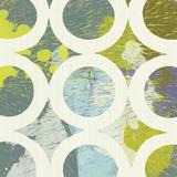 Circling I Prints by  Maja