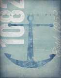 Nautical II Poster by Stephen Fowler