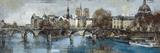 Paris Art by Martí Bofarull