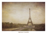 Tour de Eiffel Posters av Heather Jacks