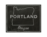 Portland, Oregon Prints by John Golden