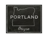 Portland, Oregon Prints by John W. Golden