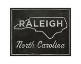 Raleigh, North Carolina Prints by John W. Golden
