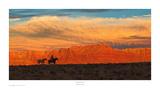 Trailing Home Prints by Robert Dawson