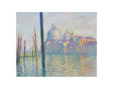 Grand Canal, Venice, 1908 Posters by Claude Monet