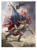 The American Spirit Prints by Tom duBois