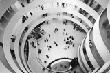 New York City Guggenheim Museum 1965 Poster Photo