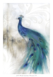 Jewel Plumes II Prints by J.P. Prior