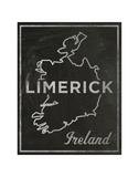 Limerick, Ireland Prints by John W. Golden
