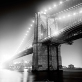 Brooklyn Bridge Prints by Adam Garelick