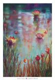 Garden Reeds Affiches par Donna Young