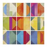 Pattern Tiles II Prints by  NOAH