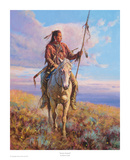 Sunrise Sentinel Prints by Martin Grelle