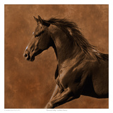 Westward Gallop Affiches par Robert Dawson