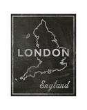 London, England Prints by John W. Golden