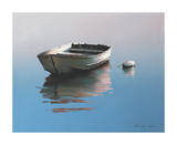 Morning Reflection Giclee Print by Zhen-Huan Lu