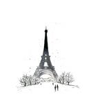 Paris Giclee Print by Jessica Durrant