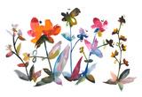 Nouveau Boheme - Island Series No. 3 Giclee Print by Kiana Mosley