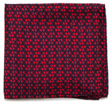 Star Wars - Rebel Navy and Red Pocket Square Novelty