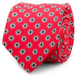 Star Wars - Imperial Red Skinny Tie Novelty