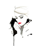 Don't Forget Me Giclee Print by Jessica Durrant