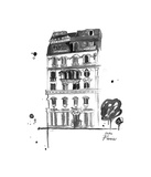 XOXO Paris Giclee Print by Jessica Durrant