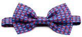 Star Wars - Navy Plaid Rebel Bowtie Novelty