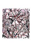 Metalface, 2011 Prints by  Cram Concepts